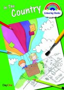Rainbow Colouring Book In The Country