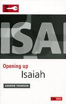 Opening Up: Isaiah