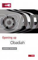 Opening Up Obadiah