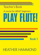 Play Flute! - Piano/Teacher