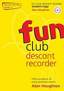 Fun Club Descant Recorder - Grade 0-1 Student