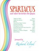 Spartacus And Other Favourites For Organ