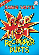 Red Hot Recorder Duets - Book 1