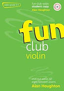 Fun Club Violin - Grade 0-1 Student