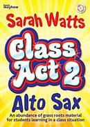 Class Act 2 Sax - Student Copy