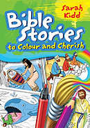 Bible Stories to Colour and Cherish