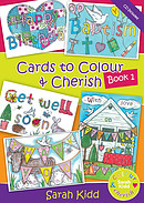 Cards To Colour and Cherish Book 1
