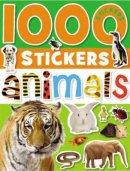 1000 STICKERS ANIMALS