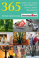365 Ways to Make a Difference: Daily Bible Readings with Christian Aid