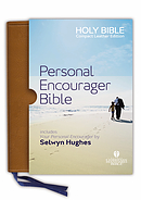 Personal Encourager Compact Bible: Leathersoft