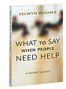 What To Say When People Need Help