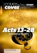 Cover To Cover Bible Study Acts 13-28