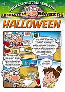 Professor Bumblebrain's Absolutely Bonkers Halloween (Pack of 10)