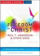 Freedom in Christ Leader's Guide with DVDRom
