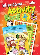 Wipe Clean Activity Book 4