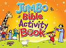 Jumbo Bible Activity Book