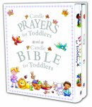 Candle Bible and Prayers Gift Set