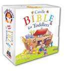 My Little Library Candle Bible For Toddlers