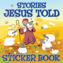 Stories Jesus Told Sticker Book