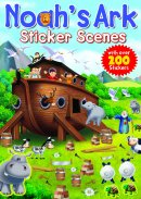 Noah's Ark Sticker Scenes