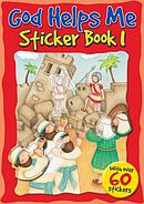 God Helps Me Sticker Book 1