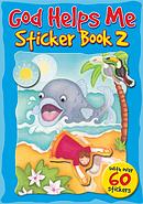 God Helps Me Sticker Book 2