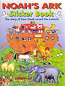 Noahs Ark Sticker Book
