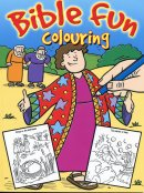 Bible Fun Colouring Book Joseph