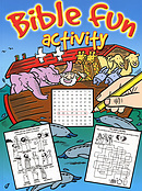 Bible Fun Activity Book Noah