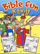 Bible Fun Activity Book Moses