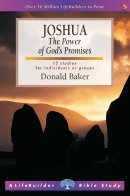 Lifebuilder Bible Study: Joshua