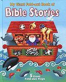 My Giant Fold Out Book Of Bible Stories