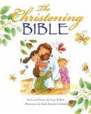 ESV The Christening Bible White