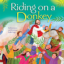 Riding On A Donkey