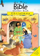 My Mini Bible Sticker Book: Christmas