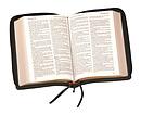 KJV Text Bible: Black, Calfskin, Zip