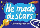 He Made the Stars, Colouring Book