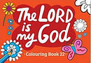 THe LORD is my God