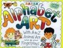 Alphabet Art With A To Z Animals