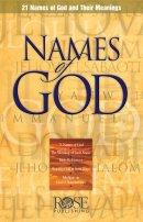 Names Of God Pamphlet