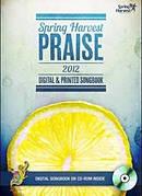 Spring Harvest Praise 2012 Digital & Printed Songbook