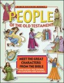 Bible Sticker Books: People Of The Old Testament