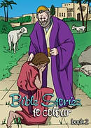 Bible Stories To Colour Book 2