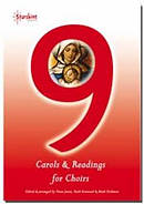 9 Carols & Readings For Choirs - Cantata  - Songbook + CD