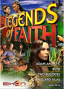 Legends of Faith Comic - Issue 3
