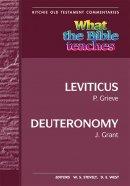 Wtbt Leviticus To Deuteronomy