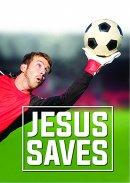 Jesus Saves Pack of 50