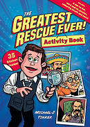 The Greatest Rescue Ever! Activity And Sticker Book