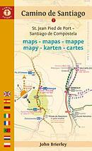 Camino de Santiago Maps