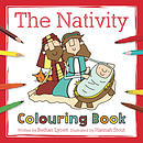 The Nativity Colouring Book